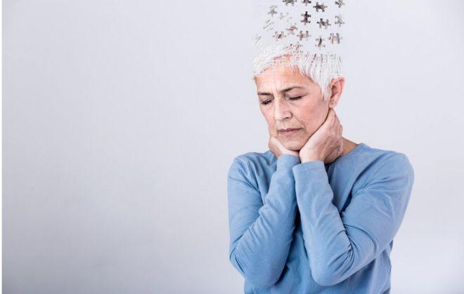 El cerebro un órgano que envejece con el paso de los años