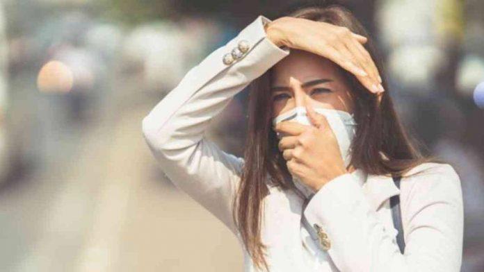 Contaminación del aire puede estar relacionada con muertes