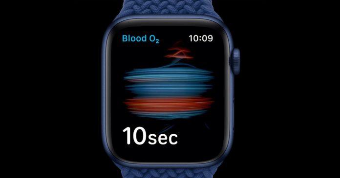 El Apple Watch Series 6 expande las funcionalidades de salud