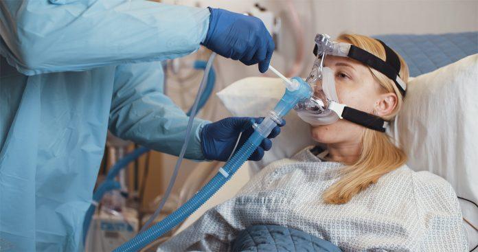 Nuevo dispositivo de ventilación no invasivo