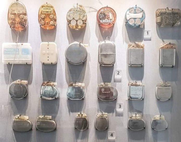 Historia del marcapasos, cardiología, Medpass, Dispositivo de salud