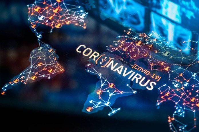 vacuna, blockchain, coronavirus